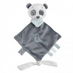 Mini doudou  Loulou le panda