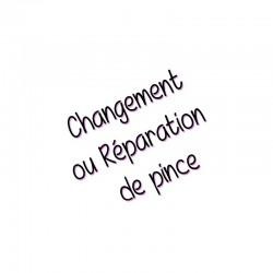 Sav : Réparation/changement...